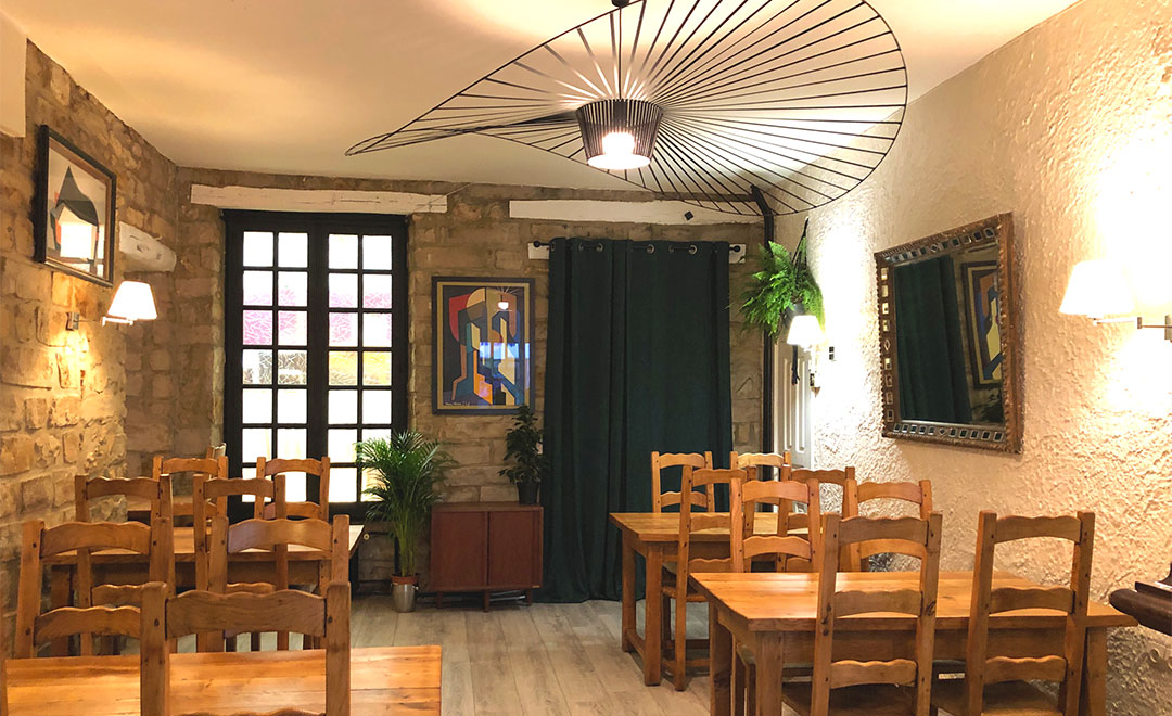 Restaurant salle 2
