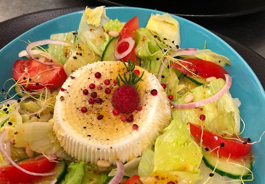 Salade formule